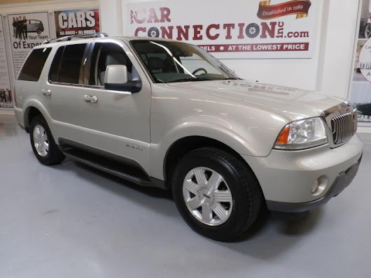 Used 2003 Lincoln Aviator for Sale in Tucker GA 30084 Car Connection, Inc