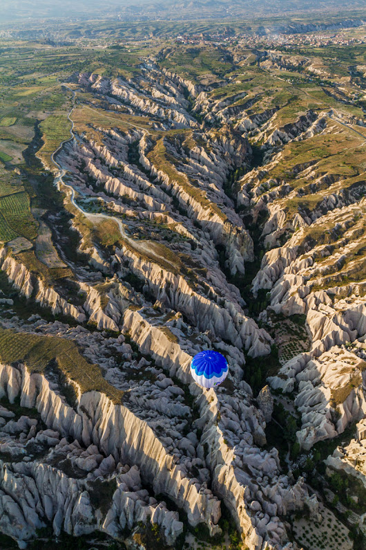 Picture of the Day: Meskendir Valley, Cappadocia