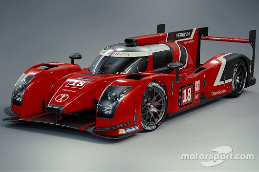 Perrinn to join WEC grid with LMP1 car