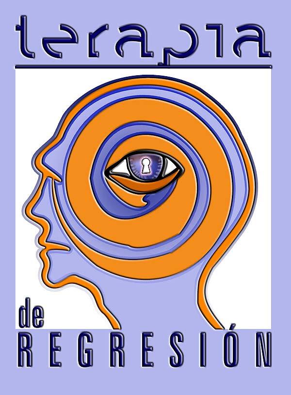 Logotipo. Terapia de regresión de Carlos Villalobos Alvarado por Hache Holguín