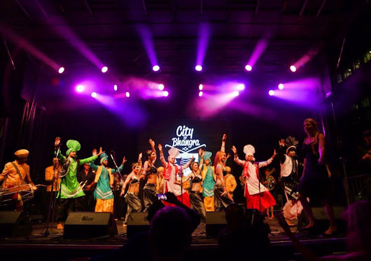 City of Bhangra Festival 2017