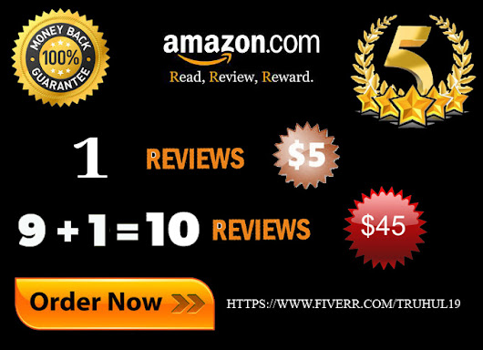 I will do reviews,votes,wishlist in amazon or ebay product
