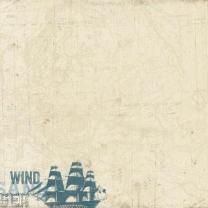 Anchored - Sailing