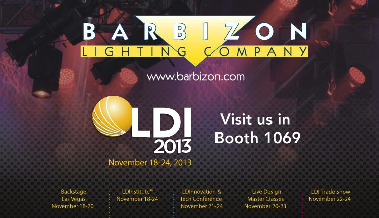 Barbizon at LDI 2013