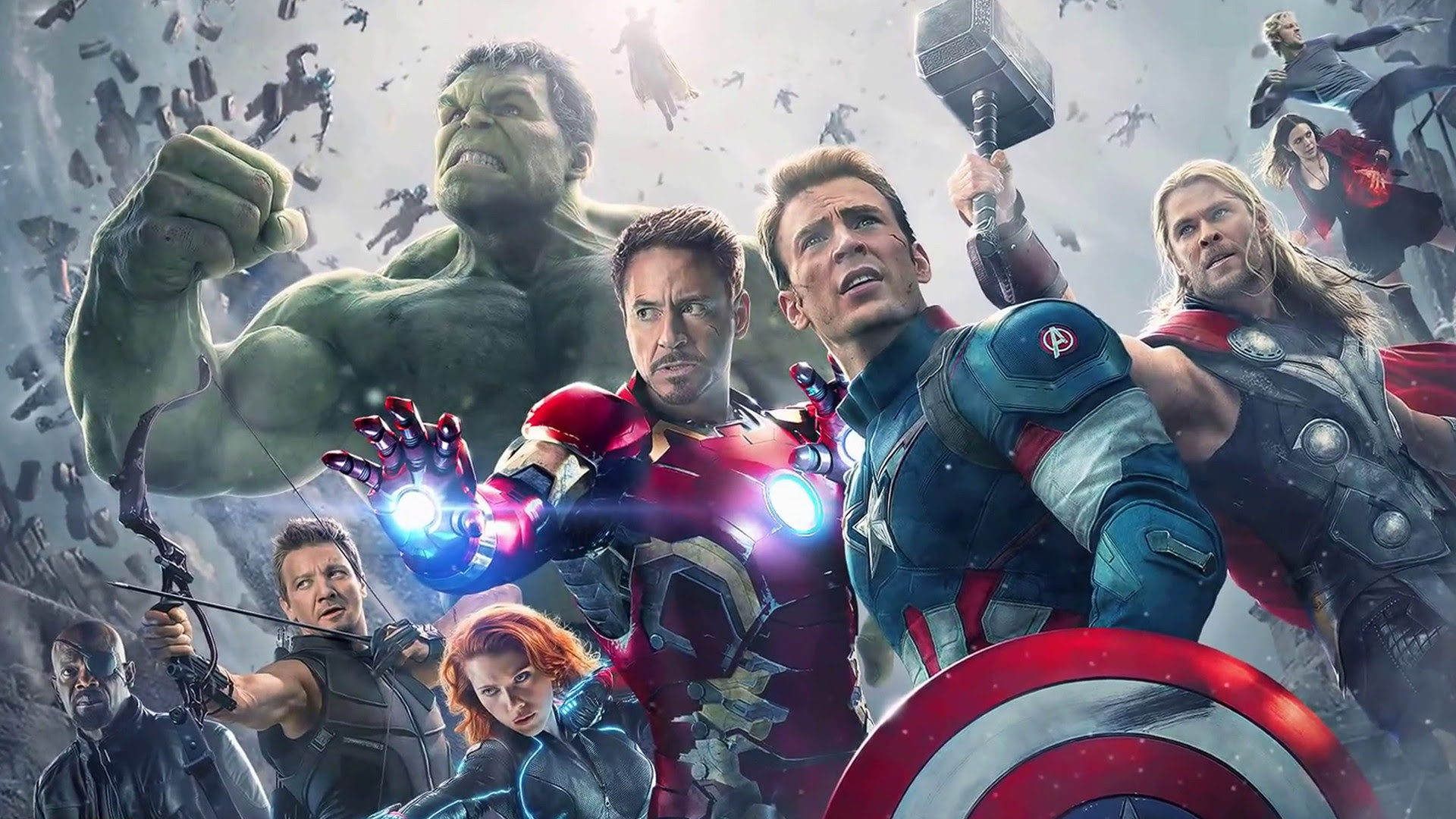 Age Of Ultron Wallpaper 1920x1080 81 Images