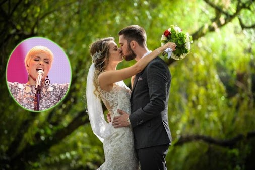 The man is magical! Serbia's Eurovision 2011 artist Nina Radojicic ties the knot | wiwibloggs