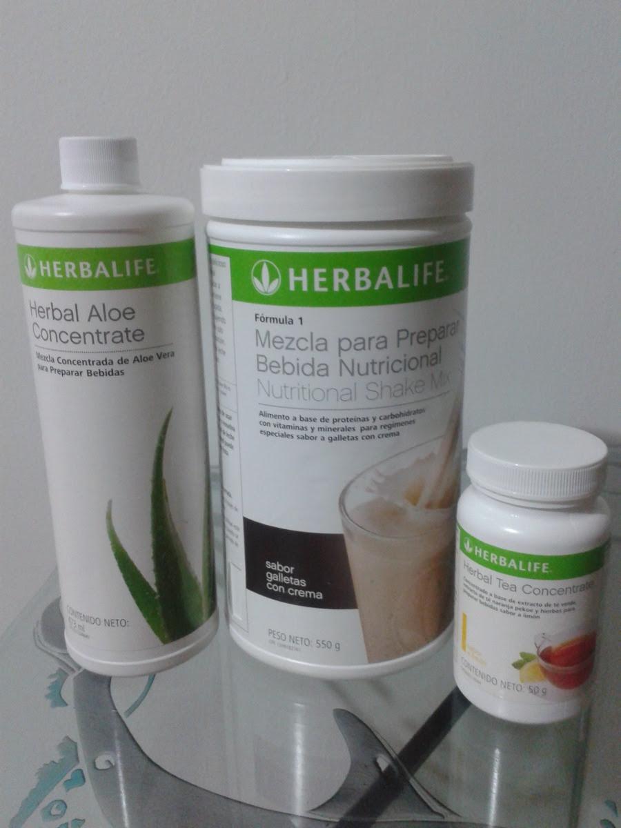 cuales son los productos herbalife para adelgazar