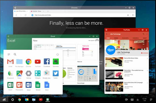 Jide is Killing Off Remix OS for Consumers