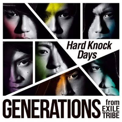 GENERATIONS from EXILE TRIBE - Hard Knock Days (Single) One Piece OP18 - HikarinoAkari OST