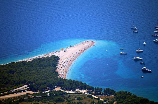 Zlatni Rat Beach And Other Stunning Places In Brac Island