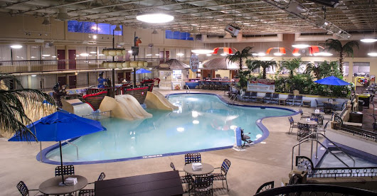 Holiday Inn Fargo | Pool Playland