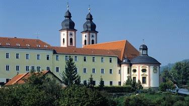 Kloster Au am Inn   Bild: imago/Werner Otto