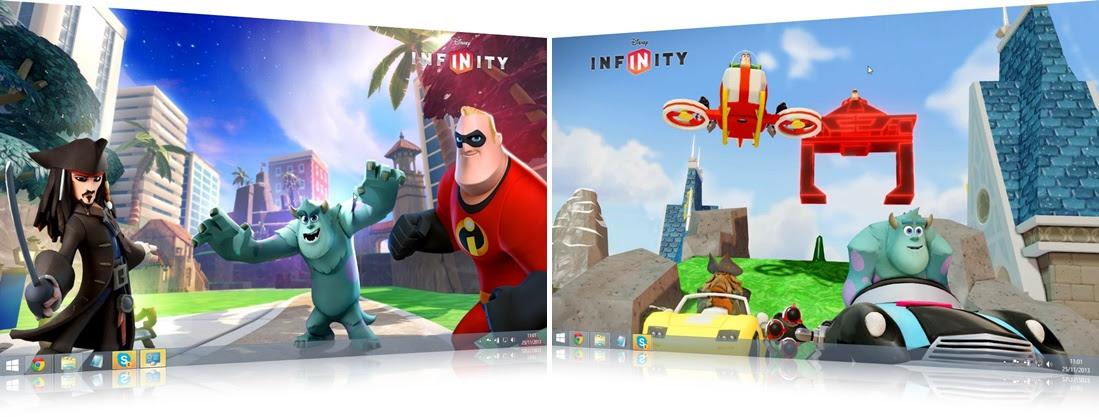Tema Disney Infinity