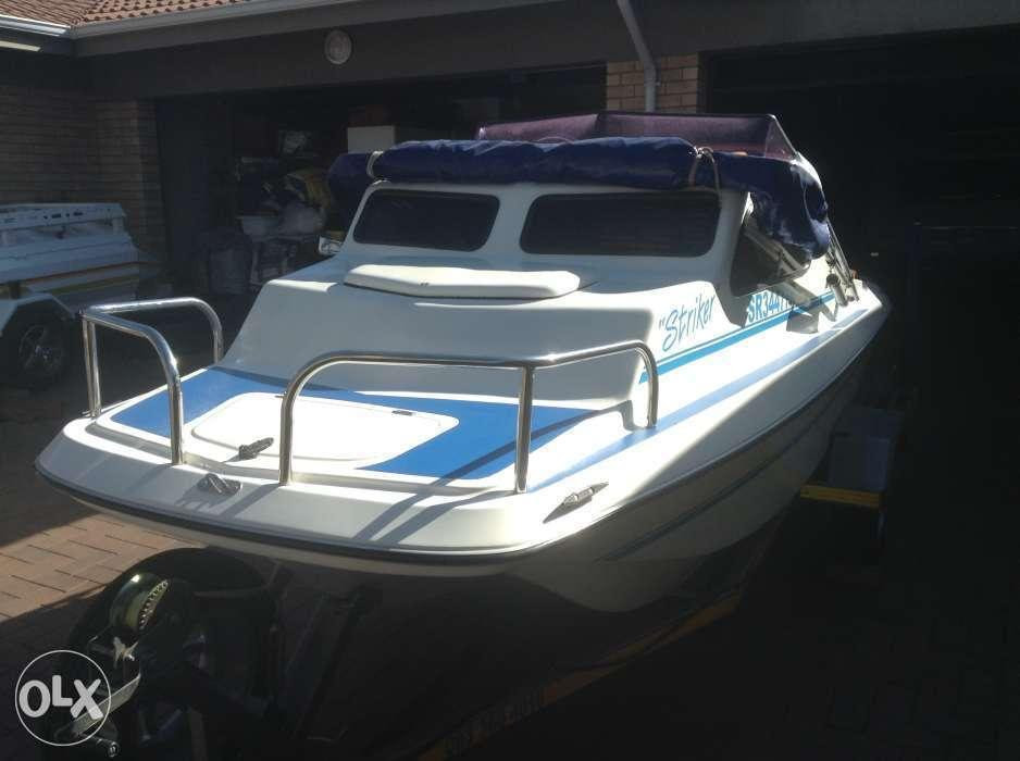 Skipper Cabin Boat Brick7 Boats