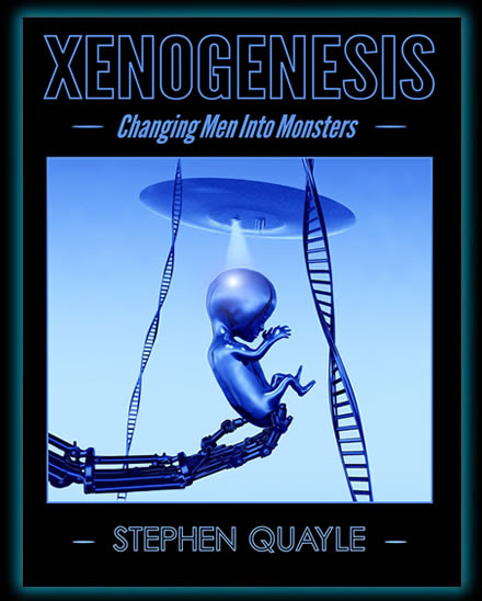 I highly recommend Steve Quayle's book, Xenogenesis, which details the intended end of humanity as we end of humanity as we know it.