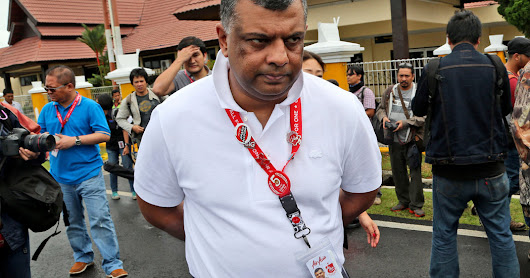 AirAsia's Chief Responds Quickly and With Compassion