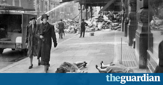 In 1939, I didn't hear war coming. Now its thundering approach can't be ignored | Harry Leslie Smith | Opinion | The Guardian
