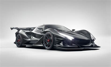 The Apollo Intensa Emozione Is A V12 Monster That Makes A Lamborghini Look Tame