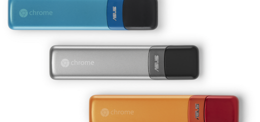 Google launches $100 Chromebit dongle that turns your TV into a Chrome OS computer, shows off flipping Chromebook