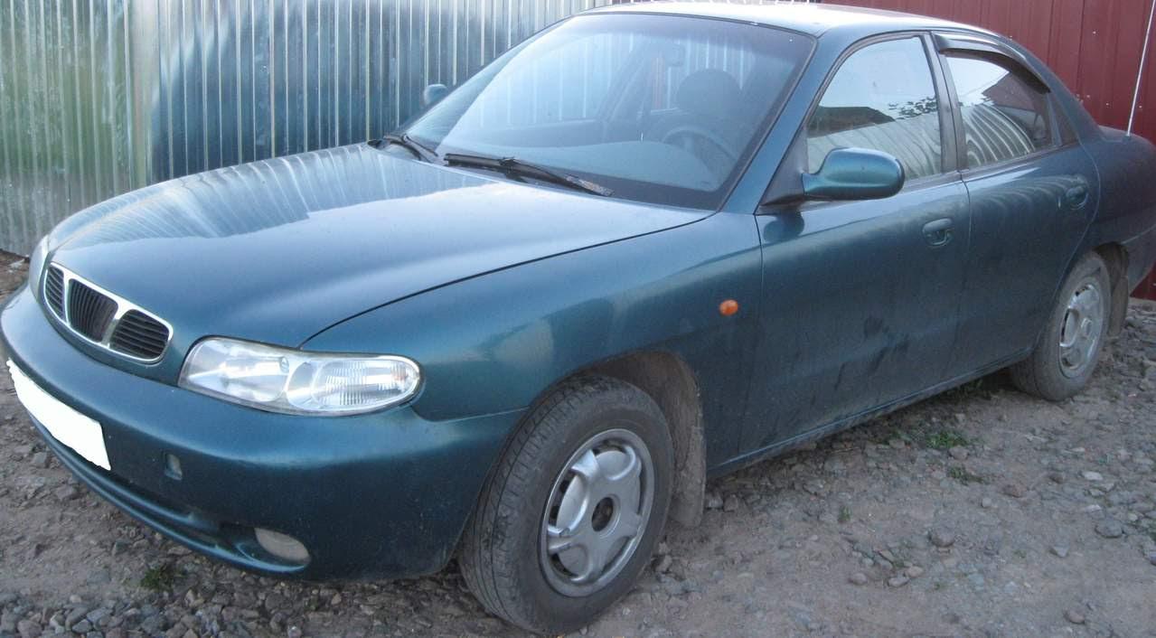 1998 Daewoo Nubira Pictures, 1600cc., Gasoline, FF ...