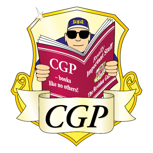 Win a selection of books from CGP, the UK's No.1 educational publisher!
