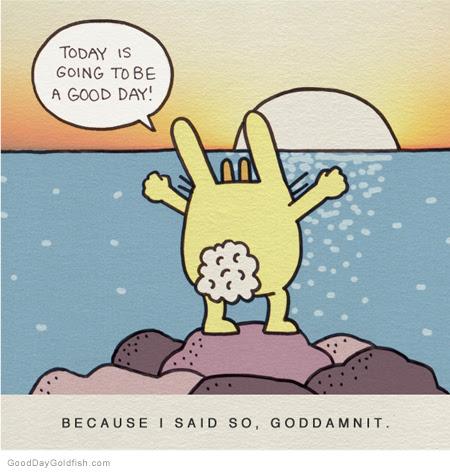 Good Day Goldfish Blog