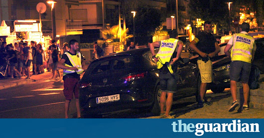 Barcelona and Cambrils attackers planned bigger atrocity, say police – live updates | World news | The Guardian