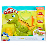 Hasbro Hsbe1952 Play-Doh Rex The Chomper, 3 Count