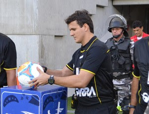 Caio Max Augusto Vieira - árbitro potiguar (Foto: Jocaff Souza)