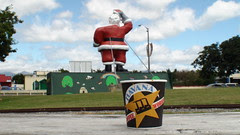Coffee And Santa