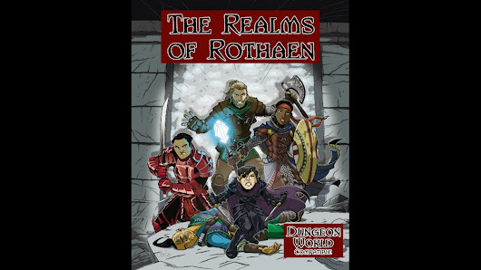 Rothaen: a Dungeon World Compatible Setting & RPG Audio Set