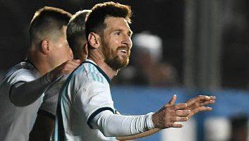 Argentina vs Nikaragua 5-1 Highlights