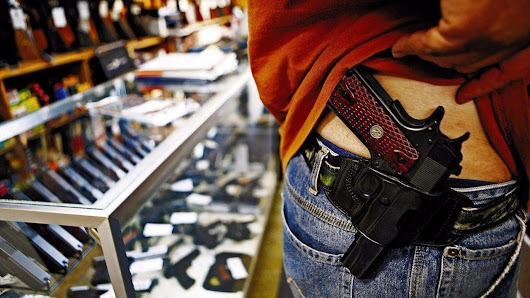 Florida fight over open-carry gun law won't be heard by U.S. Supreme Court