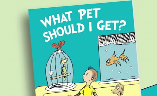 Lost Book by Dr. Seuss is New Best Seller, 55 Years After It was Written