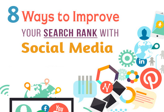 8 Foolproof Ways to Improve Your Search Rank with Social Media