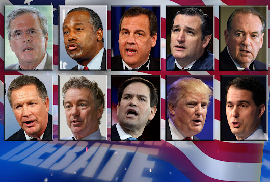 Cleveland clash: 5 things to watch for at the GOP debate