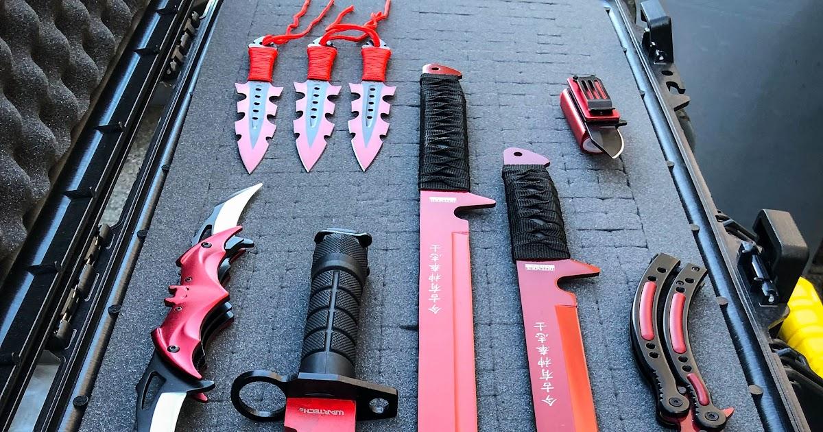 Roblox Assassin All Knives