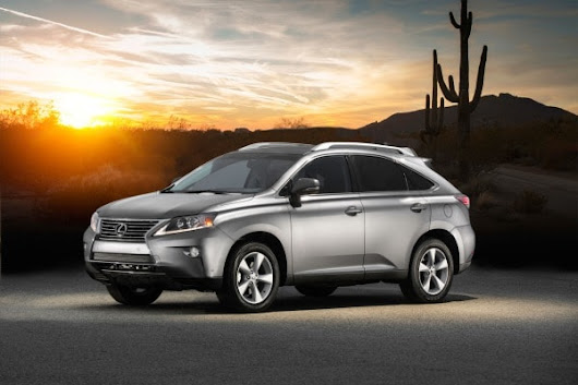 2016 Lexus RX 350 Bound for 2015 New York Auto Show | Edmunds.com