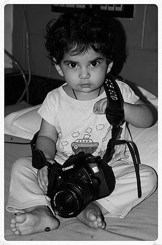 Street Photographers Are Born.. Not Made Nerjis Asif Shakir 1 Year Old by firoze shakir photographerno1