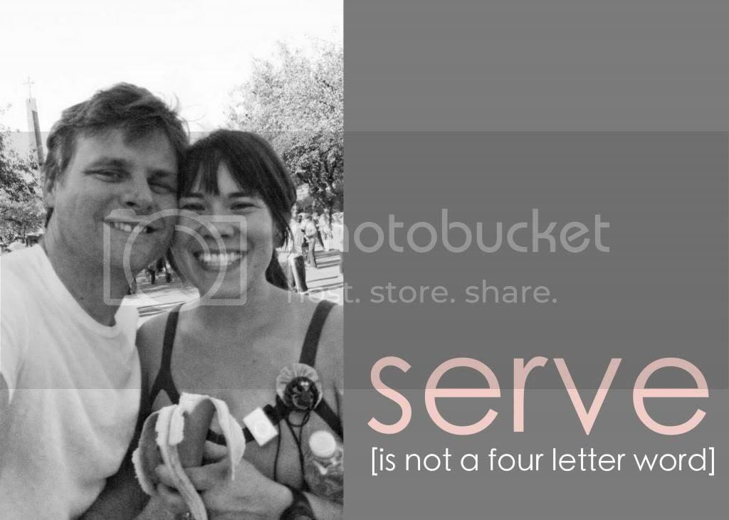 31 Days of Serving My Husband: Serve is Not a Four Letter Word