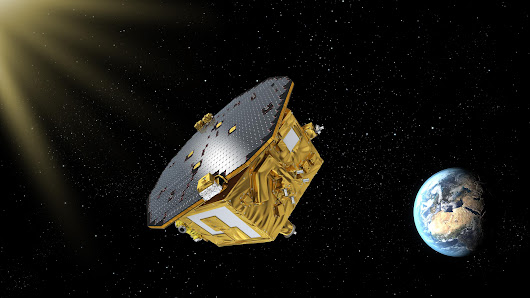 NASA Microthrusters Achieve Success on ESA's LISA Pathfinder