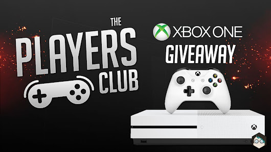 The Players Club XBox One Slim Giveaway!
