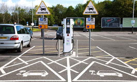 Ecotricity bows to demands to extend charging times on motorways