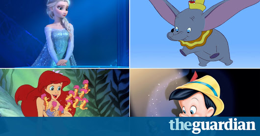 Why Beauty and the Beast isn't the first Disney movie for LGBT audiences | Film | The Guardian