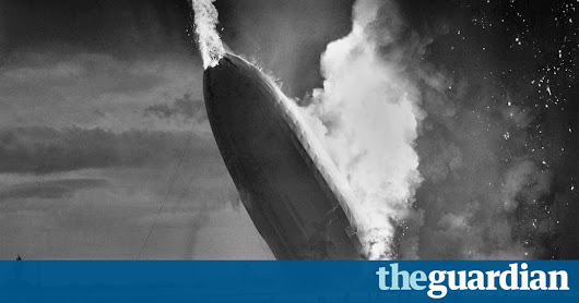 The Hindenburg disaster, 80 years on: a 'perfect storm of circumstances' | US news | The Guardian