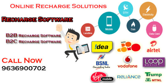 Become a Part of Online Mobile Recharge Business?