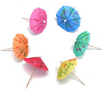 Cocktail Parasols   Package Of 144