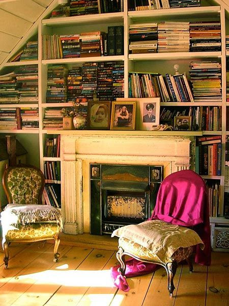 dream reading cave