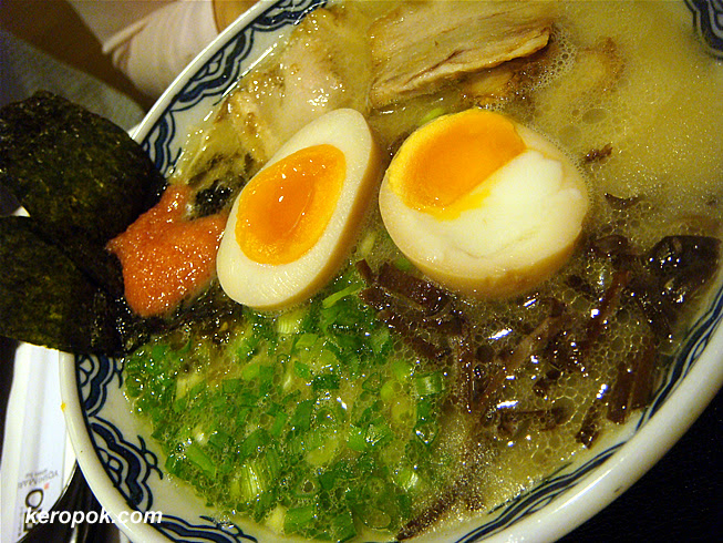 Moridakusan Ramen (All-in)