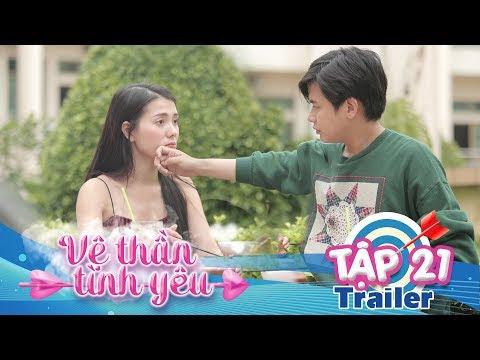 VỆ THẦN TÌNH YÊU | Trailer TẬP 21 | Khánh Vũ - Nhi Katy - Pinky
